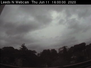 Leeds Live webcam weather